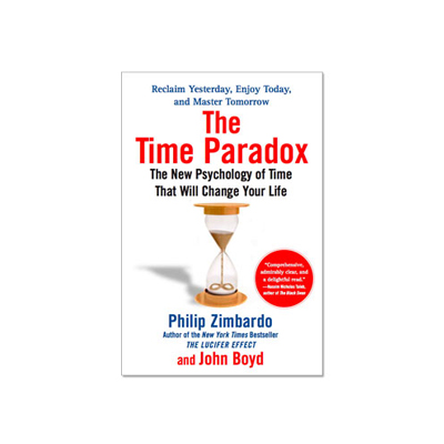 Podcast 212:  The Time Paradox with Philip Zimbardo