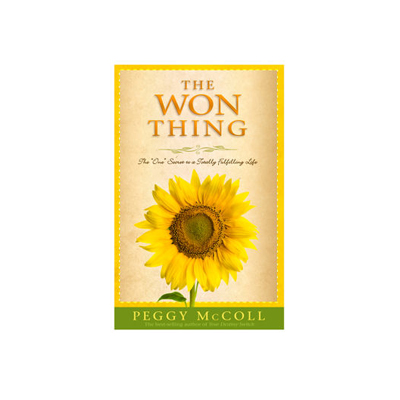 Podcast 120: The Won Thing with Peggy McColl