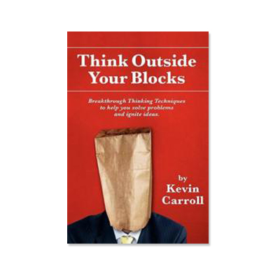 Podcast 66: Think Outside Your Blocks with Kevin Carroll