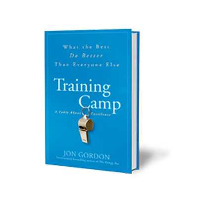 Podcast 96: Training Camp by Jon Gordon