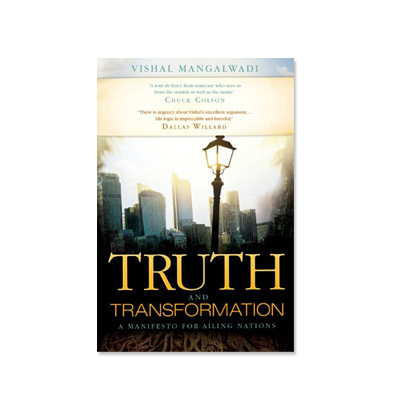 Podcast 149:  Truth And Transformation with Vishal Mangalwadi