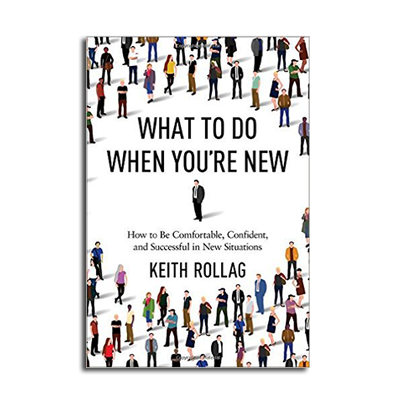 What to do When You're New
