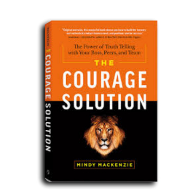 Podcast 570: The Courage Solution With Mindy Mackenzie