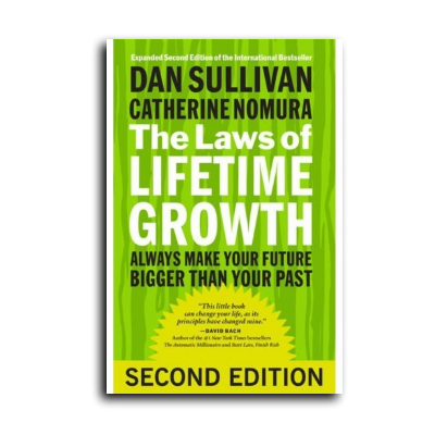 Podcast 579: The Laws Of Lifetime Growth with Catherine Nomura