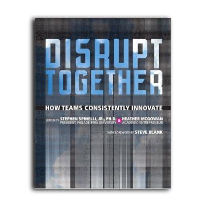 604 - Disrupt together