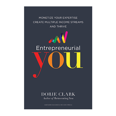 Podcast 643: Entrepreneurial You with Dorie Clark