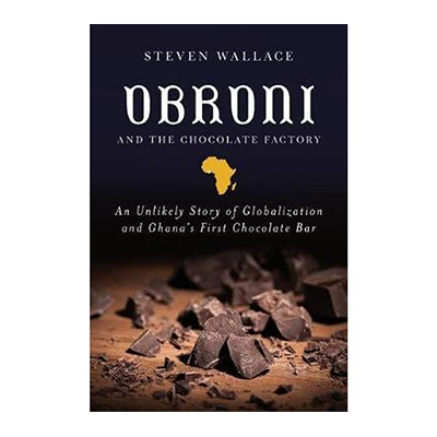 Podcast 650: Obroni and the Chocolate Factory with Steve Wallace