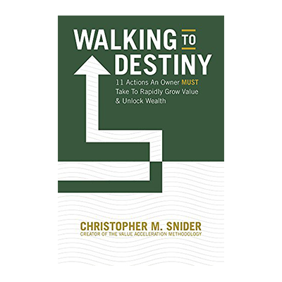 Podcast 660: Walking to Destiny with Chris Snider