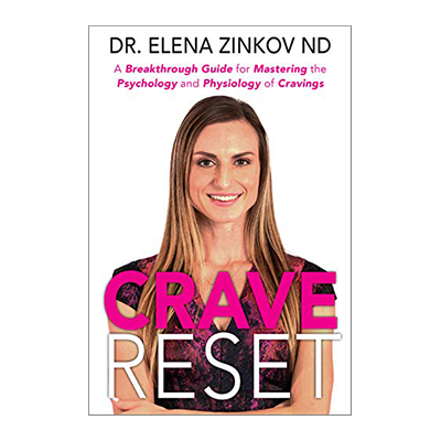 Podcast 686: Crave Reset with Dr. Elena Zinkov ND