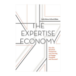 The Expertise Economy Book Jacket