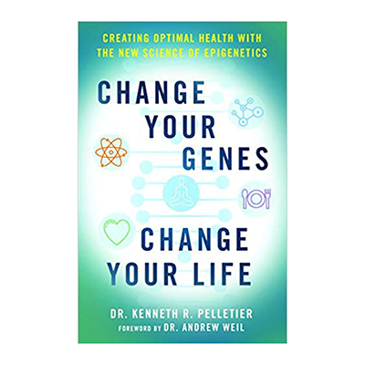 Podcast 687: Change Your Genes, Change Your Life with Dr. Kenneth Pelletier