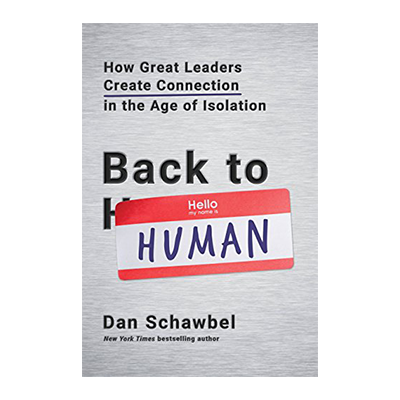 Podcast 690: Back to Human with Dan Schawbel