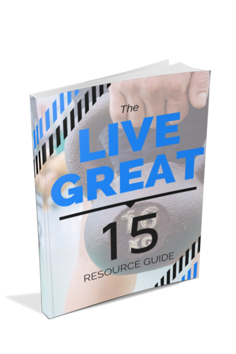Podcast 695: The Live Great 15 with Luke DePron