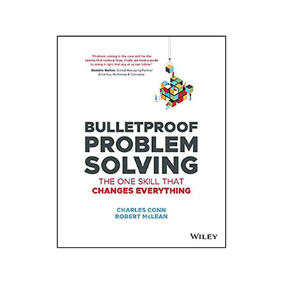 Podcast 717: Bulletproof Problem Solving with Charles Conn