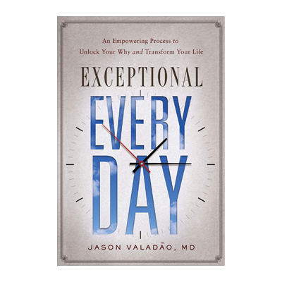 Exceptional Every Day - 400 X 400 square
