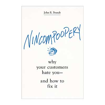 NINCOMPOOPERY with John Bryant