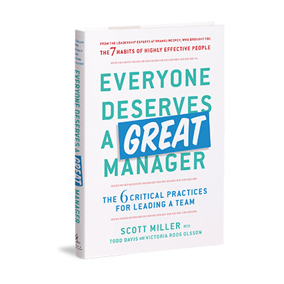Victoria Roos Olson-Everyone Deserve A Great Manager