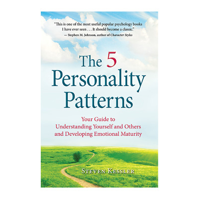 Podcast 765: The Five Personality Patterns with Steven Kessler