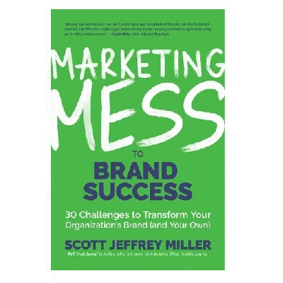 Podcast 851: Marketing Mess to Brand Success with Scott Miller