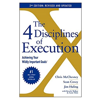 Podcast 856: The 4 Disciplines of Execution 2nd Edition: Revised and Updated with Jim Huling